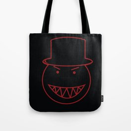 Top Hat Icon Tote Bag