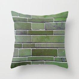 Stonewall Moss Throw Pillow