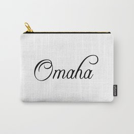 Omaha Carry-All Pouch