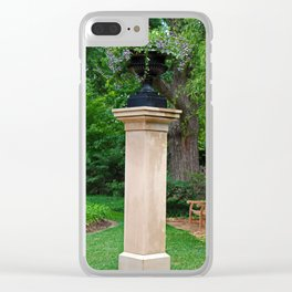 Early Afternoon Clear iPhone Case