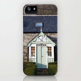 The House - Scotland iPhone Case
