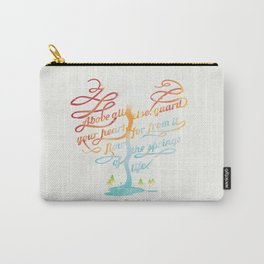 You heart Carry-All Pouch