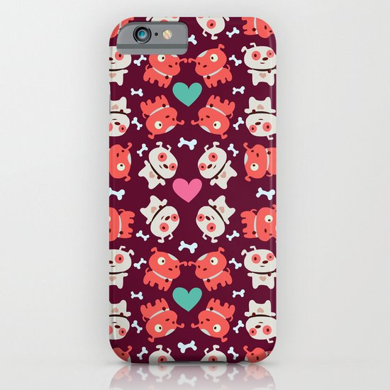 Puppies iPhone & iPod Case