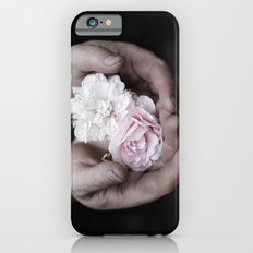 The wild flowers grows here iPhone 6s Slim Case