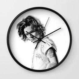 harry wwa Wall Clock
