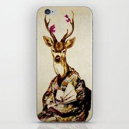 Memoirs of a Deer iPhone Skin