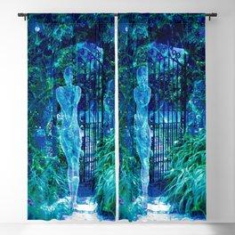 Blue Spirit Blackout Curtain