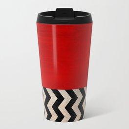 Twin Peaks - Red Room Travel Mug