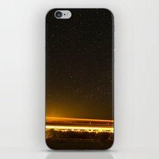 Light Trails iPhone & iPod Skin