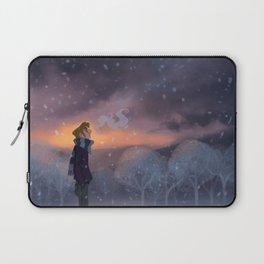 Ten Thousand Snowflakes Laptop Sleeve