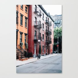 The West Village, NYC Canvas Print