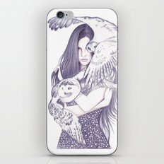 Winteress iPhone & iPod Skin