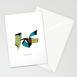Omar Stationery Cards