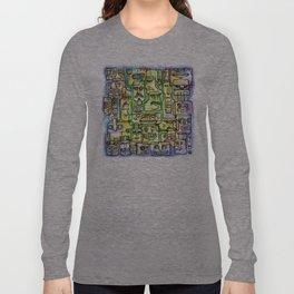 Shape Of Things Long Sleeve T-shirt