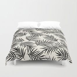 Pam Leaves Duvet Cover