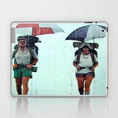Rain Hiking Laptop & iPad Skin