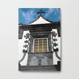 Religious architecture Metal Print