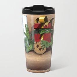 Monster of the Week: Present Troll Travel Mug