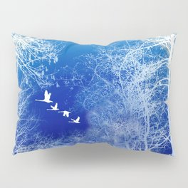 winter day Pillow Sham