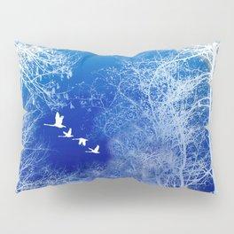 winter day Pillow Sham