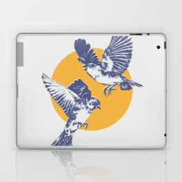 Sparrows Laptop & iPad Skin