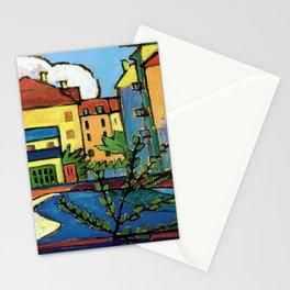 Gabriele Munter In Schwabing Stationery Cards