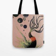 Koi Bubbles Tote Bag