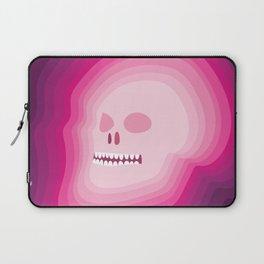 Skull Geode Laptop Sleeve