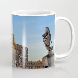 The Church Of Angels Coffee Mug