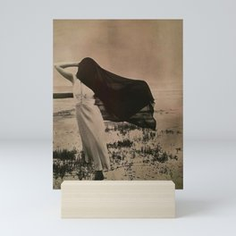 Into the Wind Mini Art Print
