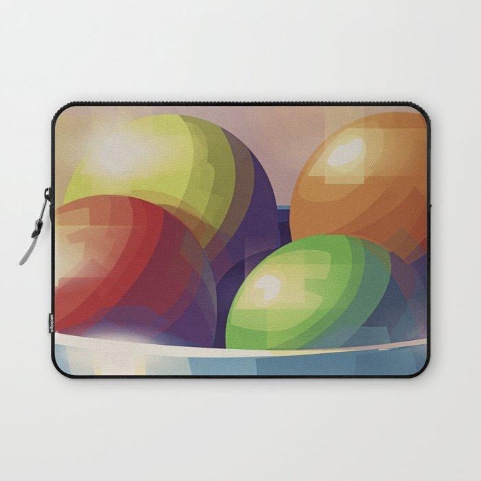 Game Balls Laptop Sleeve