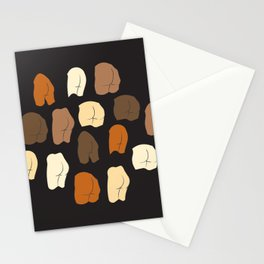 Beautiful Butts Stationery Cards