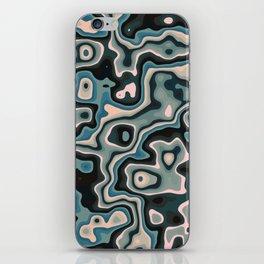 Liquid Neptune iPhone Skin