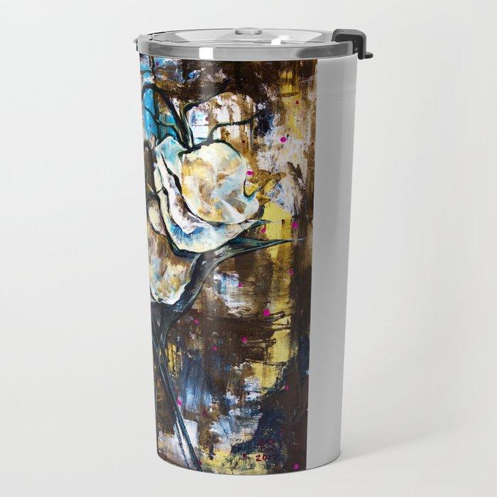 Dried roses Travel Mug