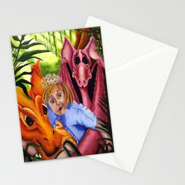 Abigail and her Dragons Stationery Cards