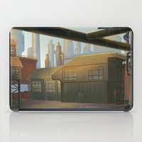 industrial iPad Cases featuring Industrial by Toan Nguyen