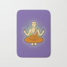 Spiritual peace, unfuck the world ;) Bath Mat