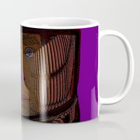 2001 Mugs featuring 2001: A Space Odessey by CultureCloth