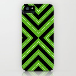 series 1 Green iPhone Case