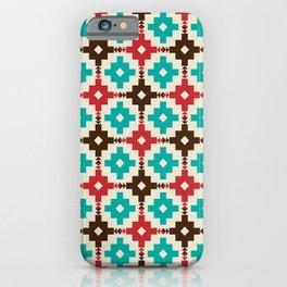 Primitive Pattern iPhone Case