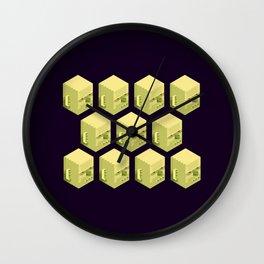 Sha Wujing Clones Wall Clock