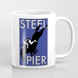 Atlantic City, NJ  Steel Pier Diving Horse Coffee Mug