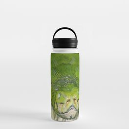 Python Art Water Bottle