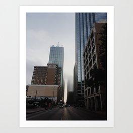 El Centro Art Print