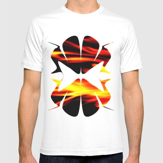 abstract  hh T-shirt