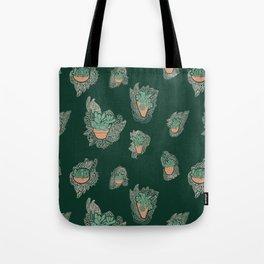 Desert Lace Tote Bag