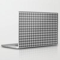 indie Laptop & iPad Skins featuring Indie by Priscila Peress
