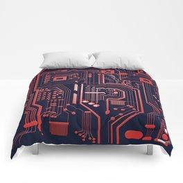 Circuit board  Comforters