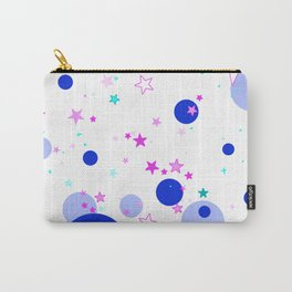 Carbonated Snow Carry-All Pouch