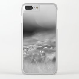 Iced water Clear iPhone Case